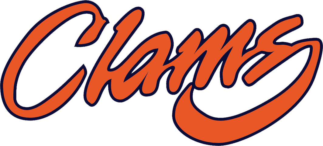CLAMS LOGO WORDs